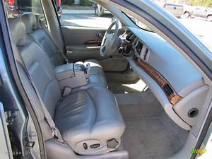 2001 Buick Lesabre Limited Interior Photo  46558194