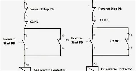 Wiring Diagram Of D.o.l Starter