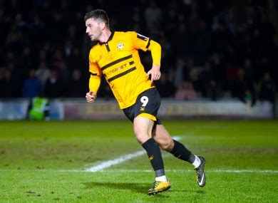 Padraig Amond on target as Newport cause an upset in ...