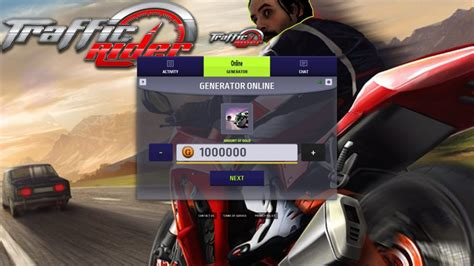 traffic rider hack mod get gold and