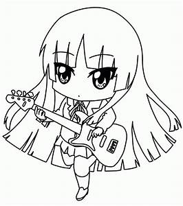 Chibi Anime Girl Drawing At Getdrawingscom Free For