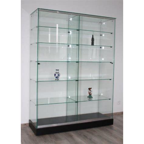 cuisine mod鑞e d exposition vitrine tout en verre 28 images comptoir vitrine en verre tremp 233 vitrine