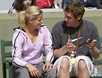 Kim Clijsters Husband Brian Lynch Pictures 2011 | Tennis Stars