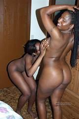 Black african home made lesbian