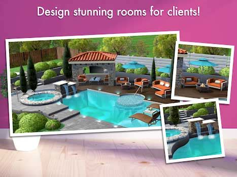 home design makeover  apk mod gemslevelrooms