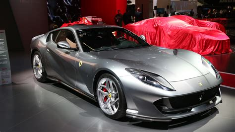 ferrari portofino drops  top  steals  show