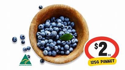 Blueberries Iga Market 125g