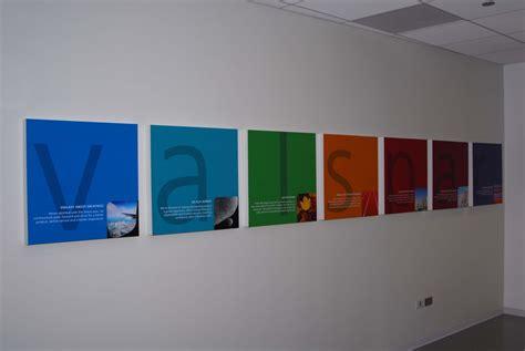 Corporation Product Walls - Wall Decor - Chicago, Illinois