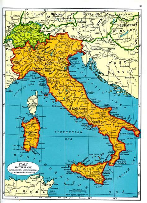 yugoslavia map italy switzerland map  europe