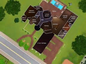 sims 3 floor plan ideas google search amanda pinterest