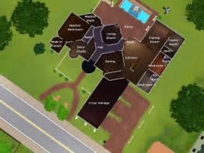 Sims 3 Floor Plan Ideas