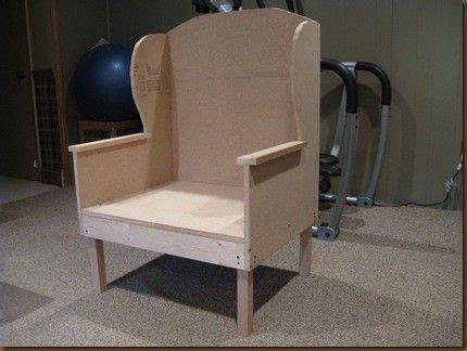 Diy Armchair Upholstery by 17 Best Images About How To Build Stuff On