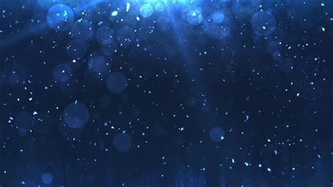 blue winter background  falling stock footage video