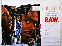 Eddie Murphy '87' RAW TOUR Promotional Comedy Crew Black ...