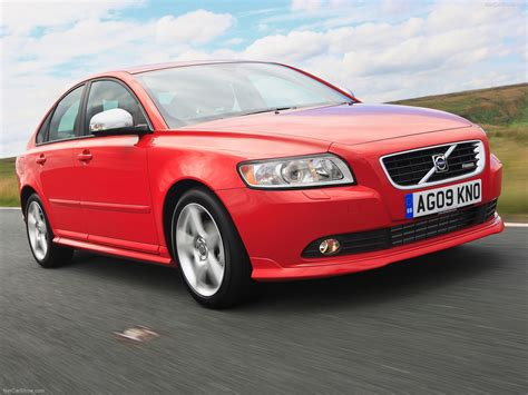 Volvo S40 DRIVe picture # 05 of 55, Front Angle, MY 2009 ...