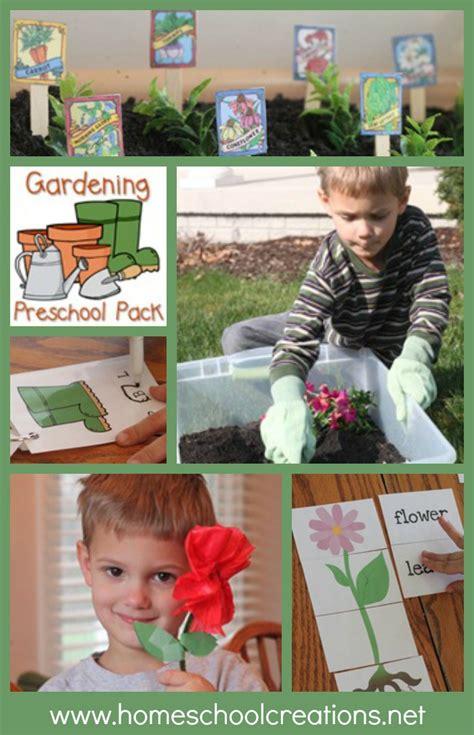 preschool gardening unit 552 | Garden unit and activities for preschool and kindergarten