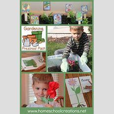 Preschool Gardening Unit