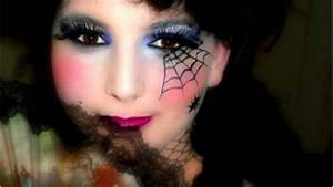 Déguisement Halloween Qui Fait Peur : id e d guisement pour halloween la femme araign e halloween loisirs jeux ~ Dallasstarsshop.com Idées de Décoration