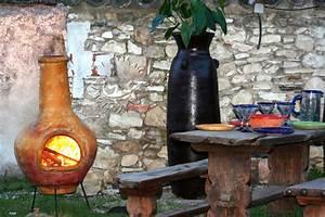 Barbecue De Jardin : le brasero mexicain la star des jardins et terrasses ~ Premium-room.com Idées de Décoration