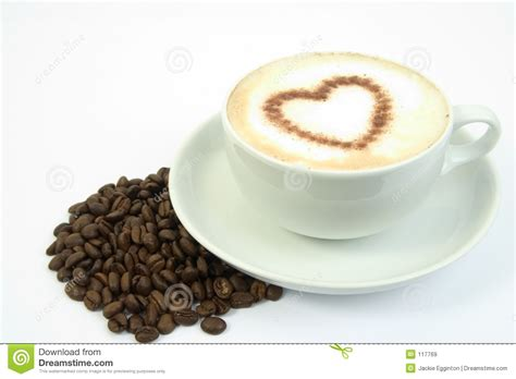 Coffee Heart Royalty Free Stock Images Most Expensive Coffee Taste Uk Nz Luwak Nutrition Facts Klatch Tour Takeaway Grinds Pouches Cancer