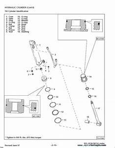 Bobcat 853  U0026 853h Skid Steer Loader Service Manual Pdf