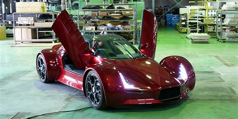 Ken Okuyama Delivers Sports Car Zen With K08