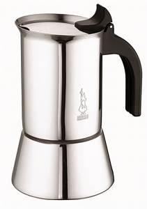 Espressokocher Edelstahl Elektrisch : bialetti espressokocher venus 2 tassen edelstahl real ~ Watch28wear.com Haus und Dekorationen