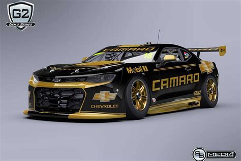 v8 supercar chevy engine hsv seeks supercar rule change before considering the camaro motor