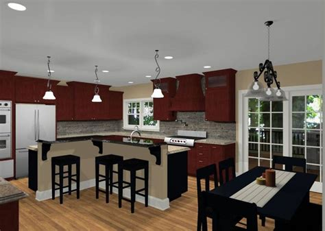 different shaped kitchen island designs with seating the 25 best l shaped island ideas on 9856