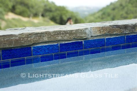 glass pool waterline tile lightstreams glass waterline tile various colors