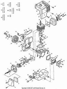 Mtd Mac320b 41as321g077  41as321g077 Mac320b Parts Diagram
