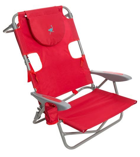 Ostrich Chair Canada by Ostrich Chair W Backpack Straps At