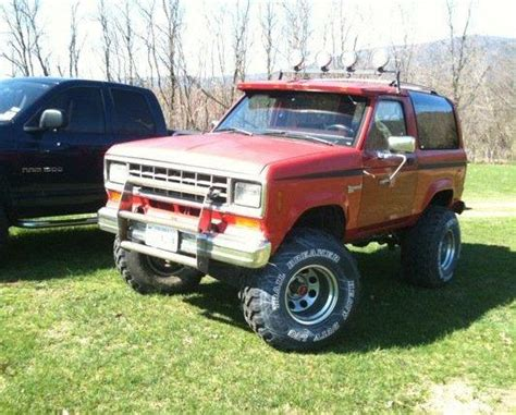 how to work on cars 1987 ford bronco ii security system how cars work for dummies 1987 ford bronco user handbook 1987 ford bronco information and