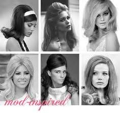 49 Best 1960s makeup amp hair images in 2013  Pinterest