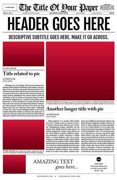 newspaper template  adobe indesign cs cakepinscom