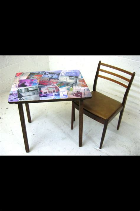 29987 formica dining table imaginative decoupage formica table would be great for dresser top