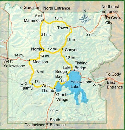ideas  map  yellowstone  pinterest