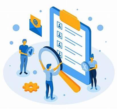 Human Resource Penerjemah Recruitment Management Clipart Tersumpah