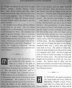 from History of Wapello County, Iowa andRepresentative ...