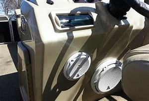 Where To Put The Subwoofer On Your Pontoon Boat  U0026 How To Do It