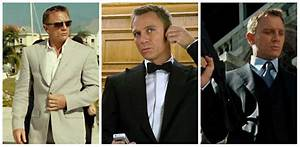 Great Collection of James Bond Casino Royale Suit and Tuxedo