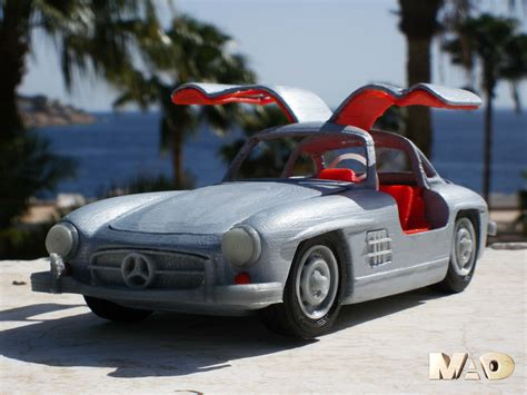 German Luxury Car By Mao · 3dagogo™