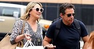 Ben Stiller and Christine Taylor Spotted Together One Year ...