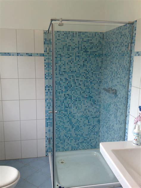 Glasmosaik Fliesen Bad by 187 Badezimmer Der Haushandwerker