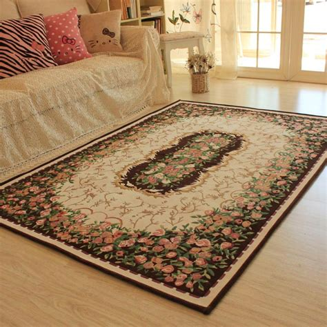 floor mats living room 190cm 130 cm european american living room rugs coffee table floor mats carpets for living room