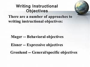 Introduction To Outcomes