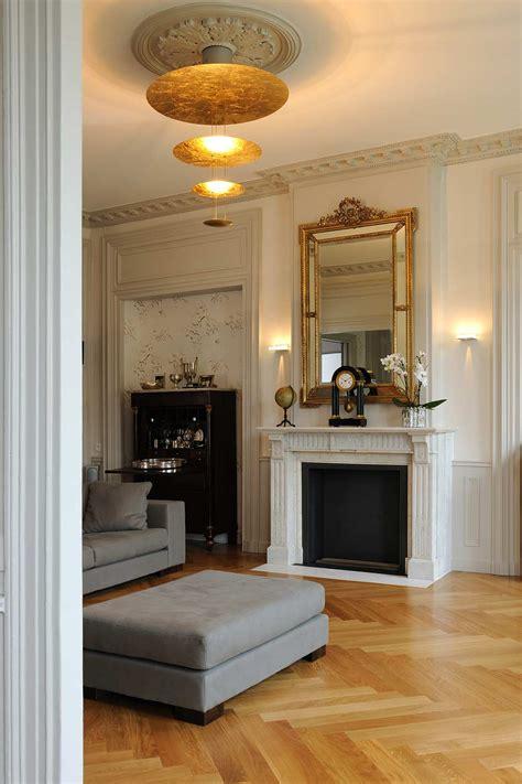 deco cuisine appartement appartement haussmannien lyon architecte d 39 intérieur