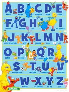 wallalaf letters of the alphabet in sign language With sesame street alphabet letters