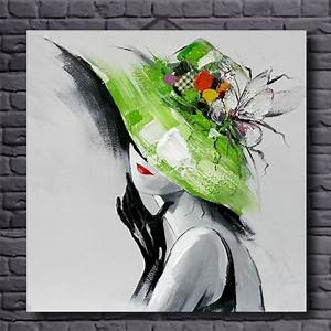 the most beautiful woman sexy canvas wall decor 100% ...