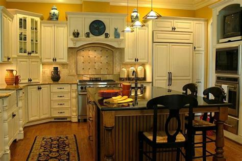 tuscan style kitchen cabinets 20 gorgeous kitchen designs with tuscan decor 6407